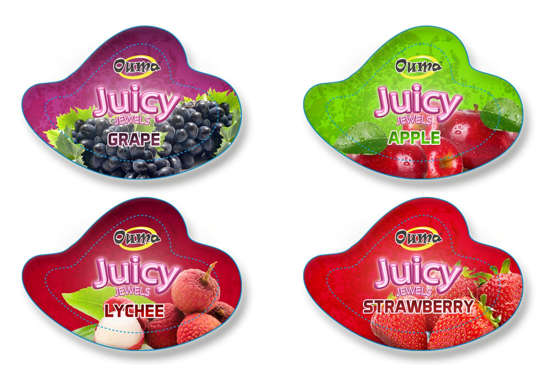 عرضه کننده انواع لیبل روی میوه